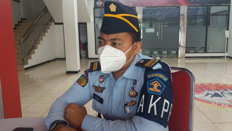 Ketelitian Petugas Gagalkan Penyelundupan Ganja ke Rutan Kelas 1 Depok