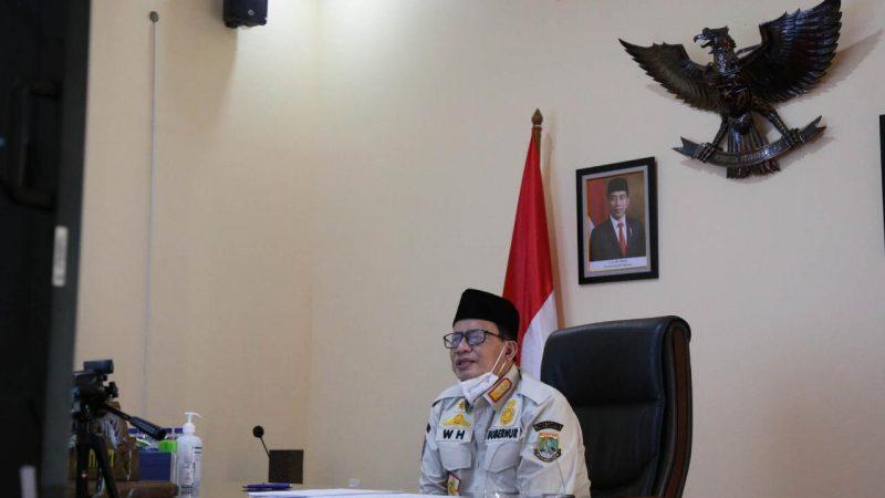 Gubernur Banten: Persoalan Oksigen Medis Terpecahkan