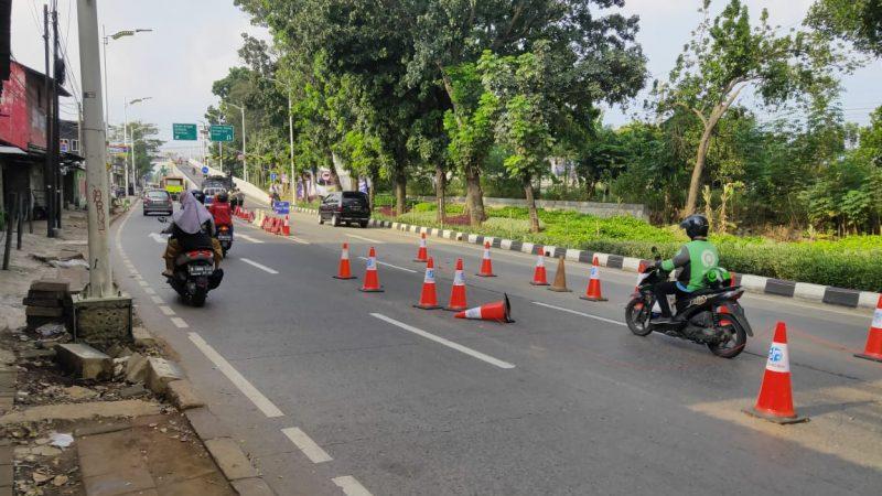 Petugas Ngaso, Penyekatan PPKM Darurat Tidak Dijaga