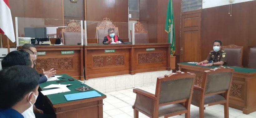 Hakim Tolak Gugatan Penyitaan Aset dalam Kasus PT ASABRI 1