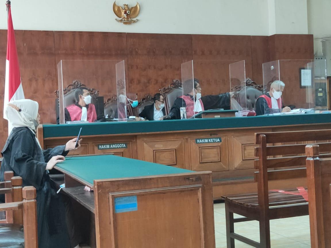 Seluruh Saksi Terpapar Covid, Sidang Penipuan Rp14 Miliar Ditunda