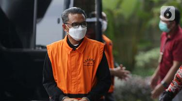 Gubernur Sulsel Nonaktif Nurdin Abdullah Didakwa Suap Rp13 Miliar