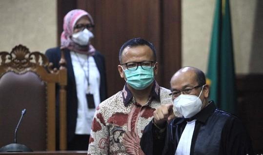 Tak Terima Dibui 5 Tahun Penjara, Edhy Prabowo Ajukan Banding