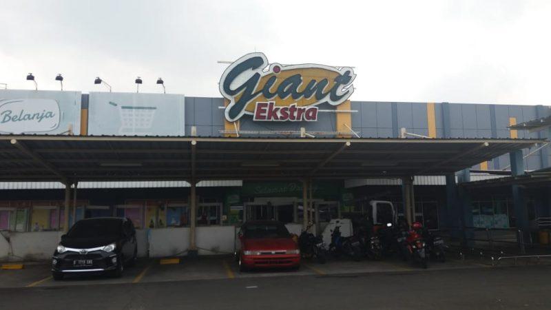 Tak Tahu Giant Depok Tutup, Konsumen Kecewa