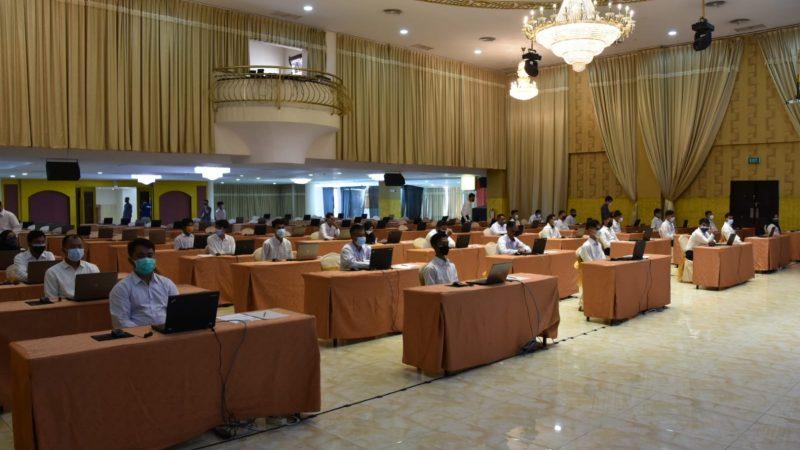 Bakamla RI Laksanakan Tes SKD CASN di Batam
