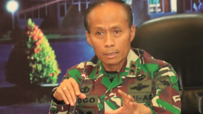 Pangdam XVII/Cendrawasih Pimpin Rapat Kesiapan Pengamanan PON XX