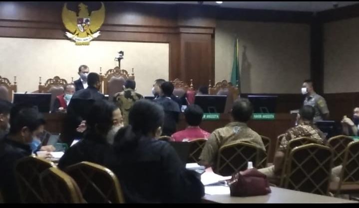 Pengunjung Sidang Asabri Diusir Hakim, Ini Penyebabnya