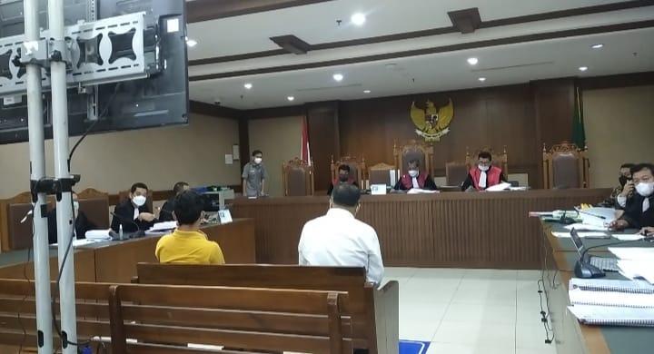 Saksi Akui Antar-Jemput ke Rumah Azis Syamsuddin