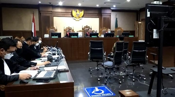 Saksi Ikut Terima Komitmen Fee dari Wajib Pajak