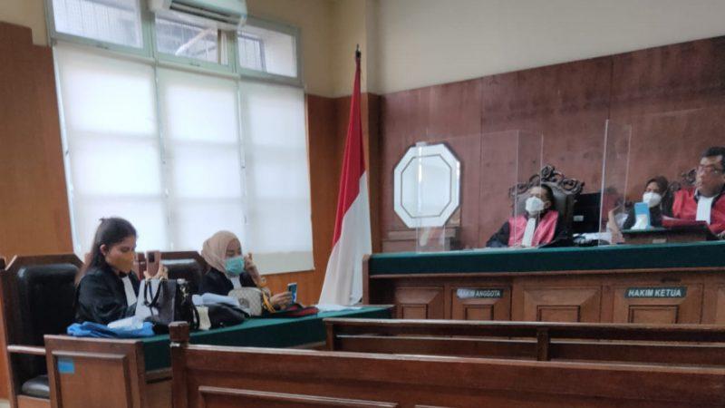 Residivis Kasus Narkoda Dituntut 9 Tahun Penjara