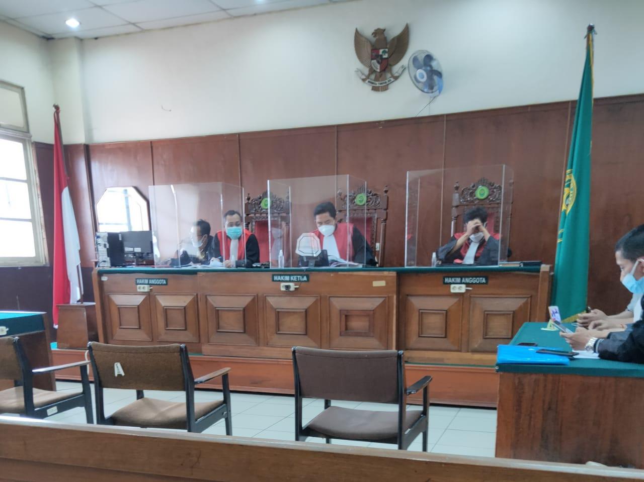 Akte Nikah Palsu, Terdakwa Tak Ajukan Saksi Meringankan