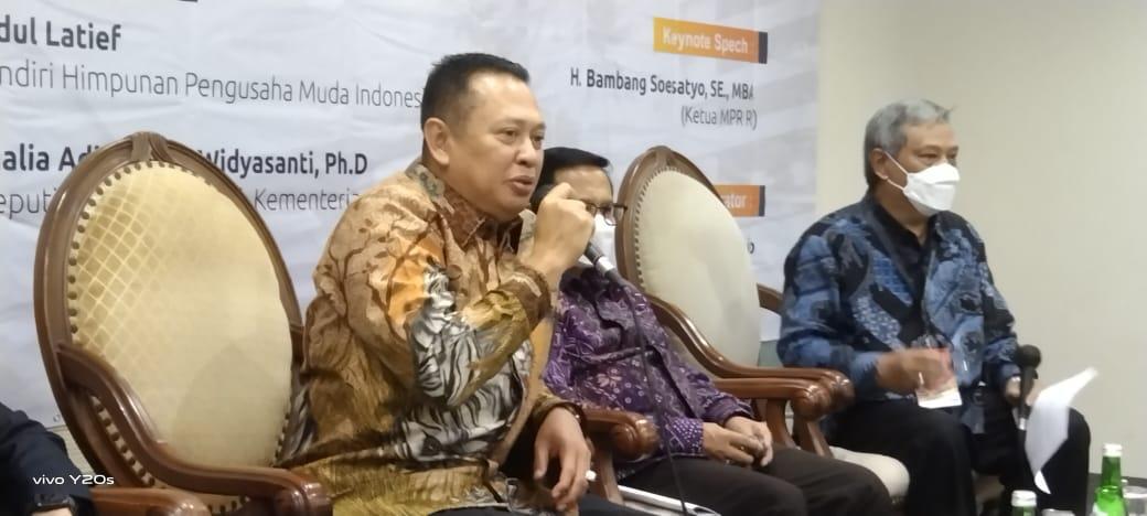 Ketua MPR RI Sebut PPHN Perlu dalam Pelaksanaan Pembangunan