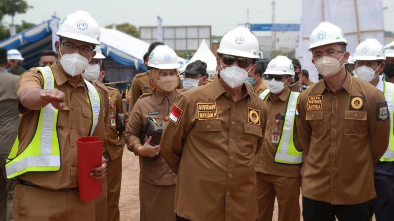 Gubernur Banten: Jembatan Bogeg Untuk Rakyat