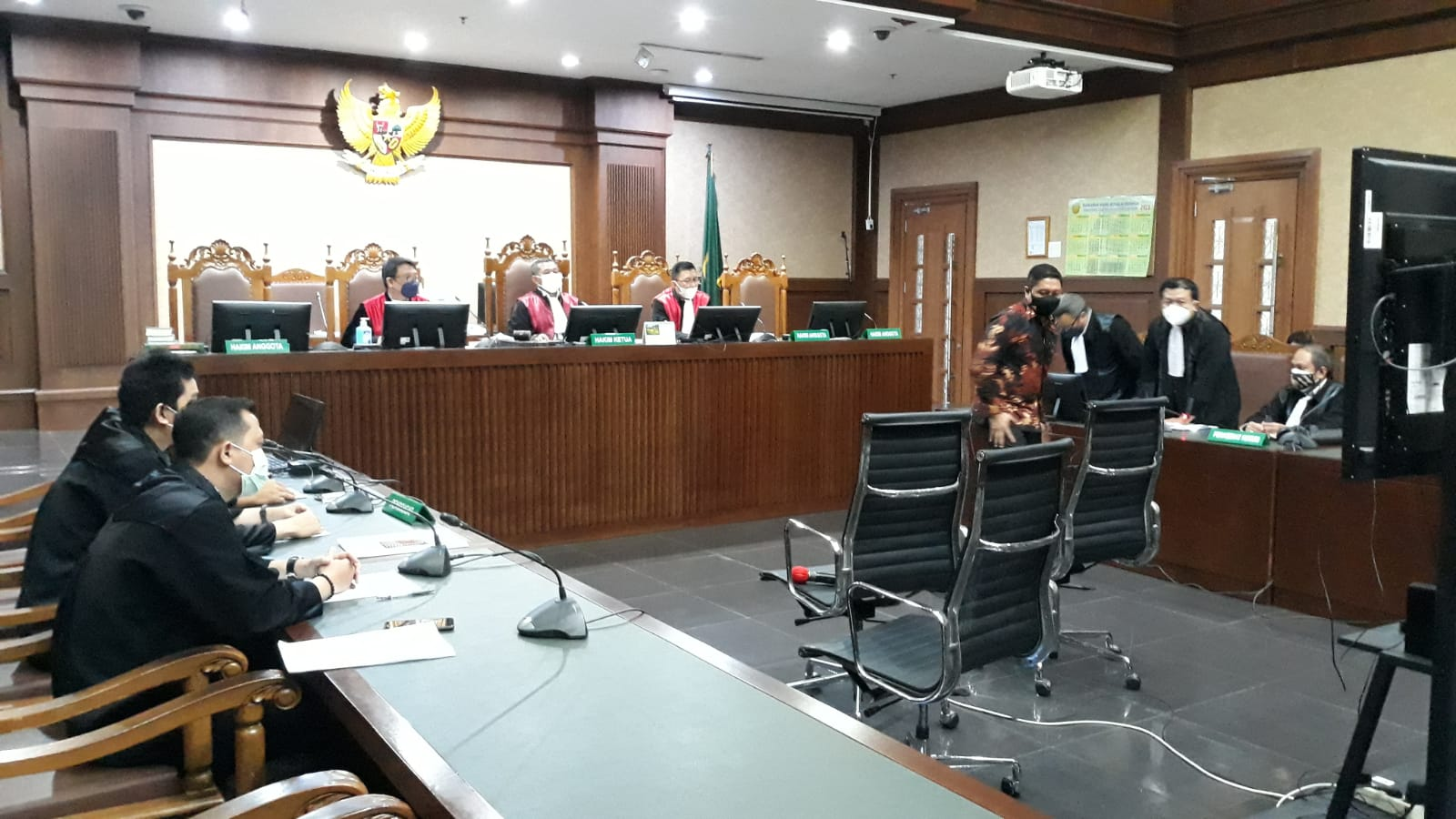 Eks Walikota Tanjungbalai Sebut Perkaranya Ditangani Penyidik Tim Taliban