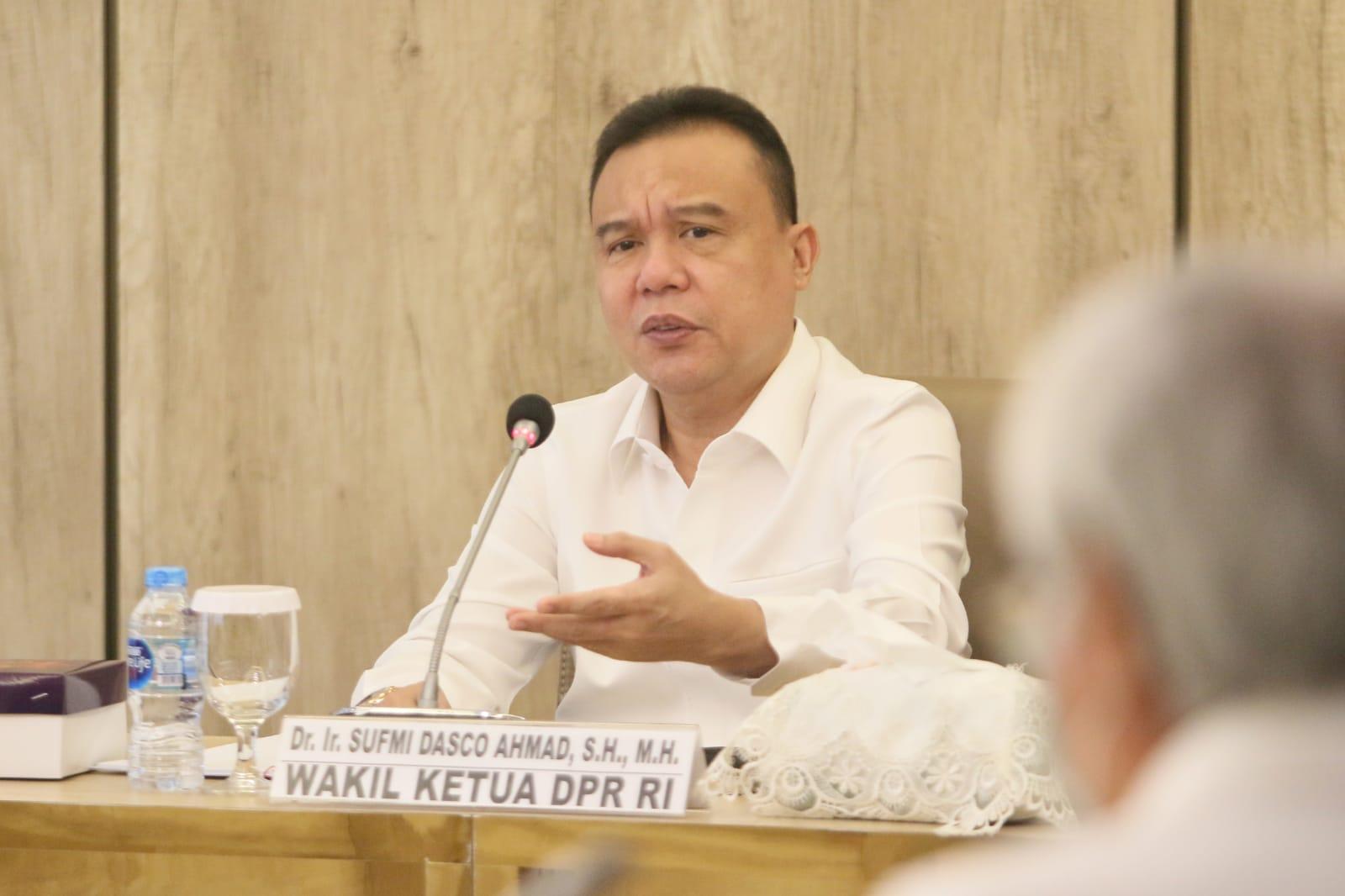 Sufmi Dasco Minta Polri dan OJK Tindak Tegas Pinjol Illegal