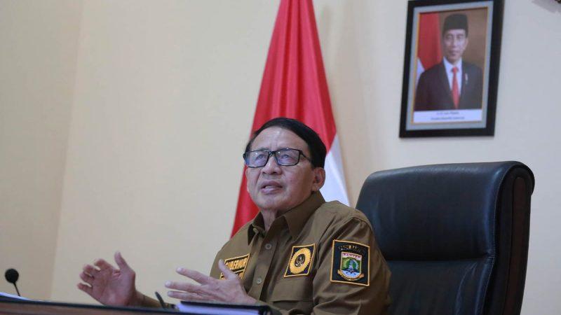Gubernur Banten: Target Indikator Makro Ekonomi 2022 Sebesar 5,6%