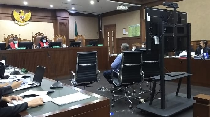 Direktur Keuangan Pelindo II Mengaku Tolak Tanda Tangan Pembayaran Craine