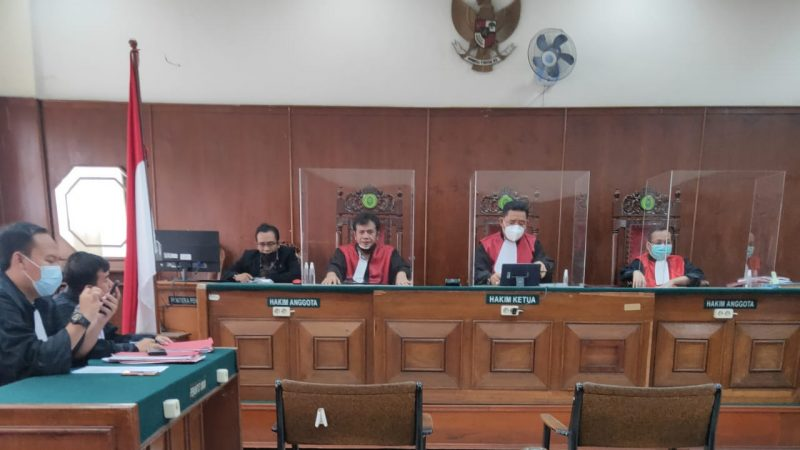 Tuntutan Belum Siap, Sidang Akta Nikah Palsu Ditunda