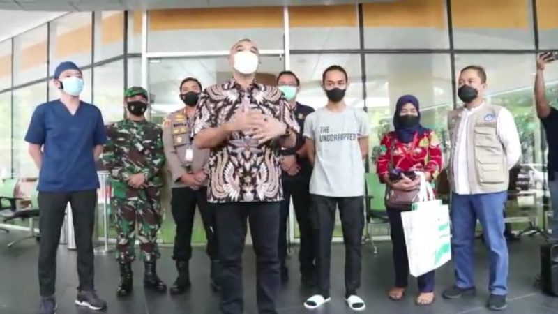 Mahasiswa Korban Smackdown Polisi Pulang, Kapolda Banten Minta Maaf