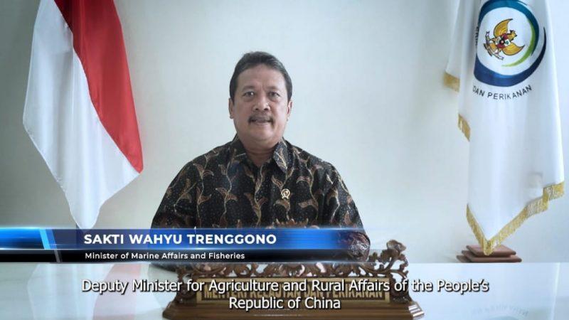 Ikuti Pertemuan KSST Dunia, Menteri Trenggono Serukan Atasi Gap Ristek KP