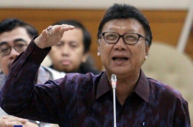 Menteri Tjahyo Puji Capaian Reformasi Birokrasi Kejaksaan