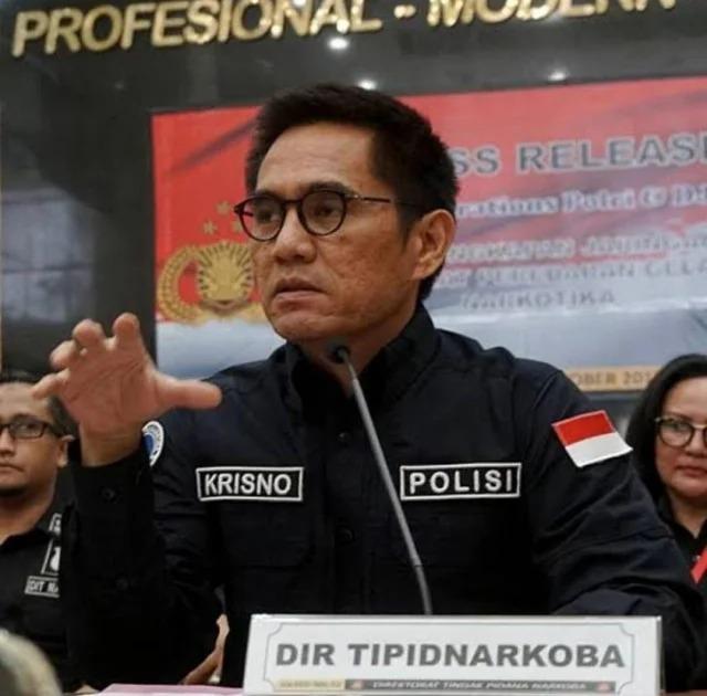 Pemodal Pabrik Narkoba Dibidik TPPU