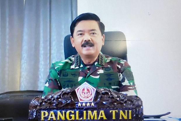 Kepala Staf Calon Panglima TNI Harus Sesuai Persyaratan UU, Loyal Terhadap Presiden dan Panglima TNI