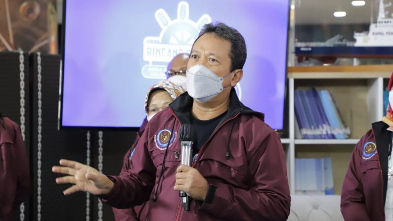 Menteri Trenggono: Penangkapan Terukur untuk Tingkatkan Daya Saing Produk Perikanan Indonesia di Pasar Dunia